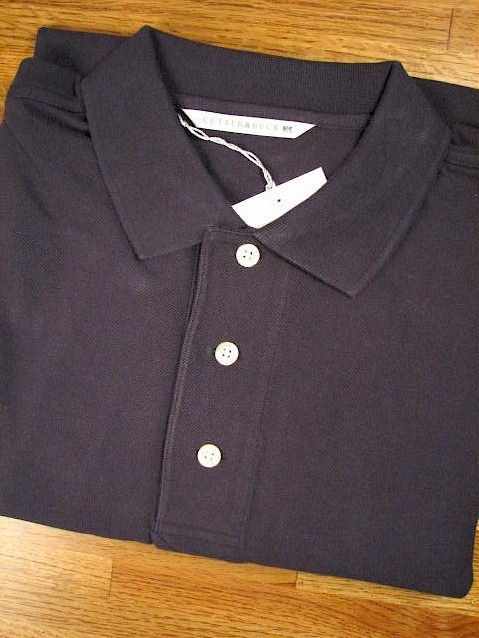 #223447. 4XL BIG. NAVY Retail $  49.00 Short Sleeve Luxury by CUTTER BUCK. TOURNAMENT POLO <font face=arial size=2><BR>Special Order Item.</font> <B>Item stocked by Manufacturer.  Allow up to 3 weeks for delivery.</B>