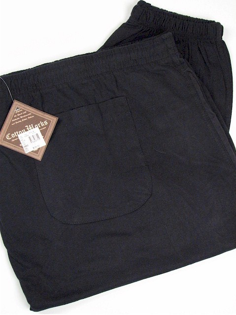 #346575. 3XL BIG. NAVY Retail $  28.00 Jersey Knit Pants by COTTON WORKS. JERSEY PANT Whs A: 10