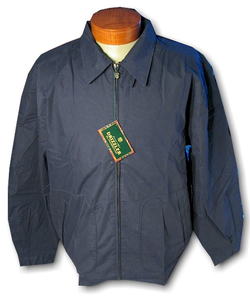 #008873. XL TALL. NAVY Retail $  59.00 Outerwear by DRIZZLER. MCGREGOR GOLF JACKET Whs A:  1