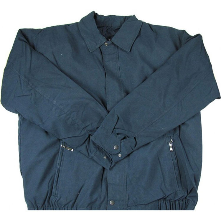 #084693. 3XL TALL. NAVY Retail $  85.00 Outerwear by COPPER COVE. MICROFIBER ZIP LINER Whs A:  9 FW:  1