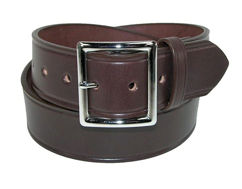 #045995. 52 . BROWN 1.5 OFF DUTY Belts by BOSTON LEATHER. Whs A:  2