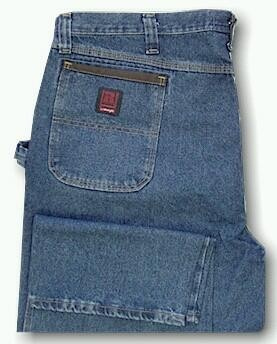#133290. 52 30. BLUE Retail $  46.00 Cotton Jean by WRANGLER. RIGGS WORKHORSE Whs A:  2
