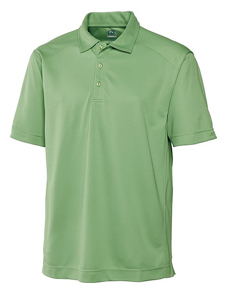 #013231. 2XL TALL. GREEN Retail $  58.00 Short Sleeve Stay Dry by CUTTER BUCK. DRYTEC GENRE POLO Whs A:  2