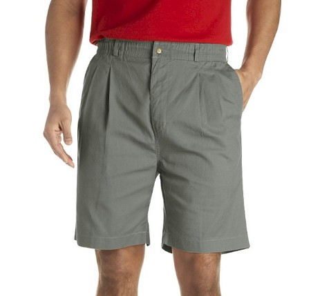 #167187. 48 . SAGE VINTAGE TWILL SHORT Shorts by CREEKWOOD. <font face=arial size=2><BR>Special Order Item.</font> <B>Item stocked by Creekwood.  Allow an extra 5 days for handling.</B>
